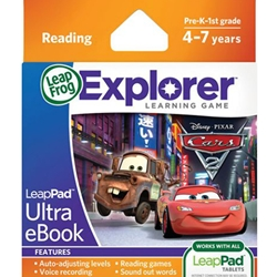 Leap Frog - Soft Educational LeapPad Cars 2