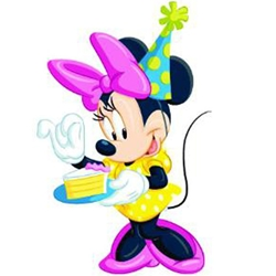Bullyland - Figurina Minnie Celebration