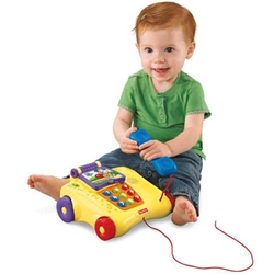 Fisher-Price - Telefonul care Numara