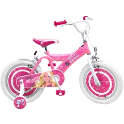 Stamp - Bicicleta Barbie, 16 inch