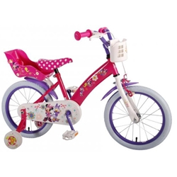 E and L Cycles - Bicicleta Minnie Mouse 16 inch