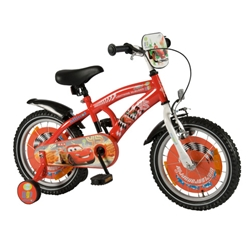 E and L Cycles - Bicicleta Disney Cars 16 inch