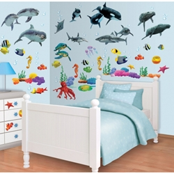 Walltastic - Kit Decor Sea Adventure