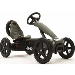 BERG Toys - Kart Jeep Adventure