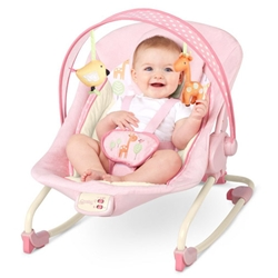 Bright Starts - Balansoar 2 in 1 Girafaloo Rocker