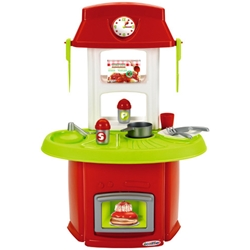 Ecoiffier - Bucatarie Bubble Cook Italiana