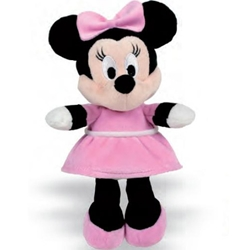 Disney - Mascota Minnie Mouse Flopsies 25 cm