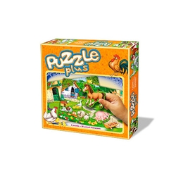 D-Toys - Puzzle Plus Animale