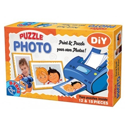 D-Toys - Photo Puzzle 2 in 1