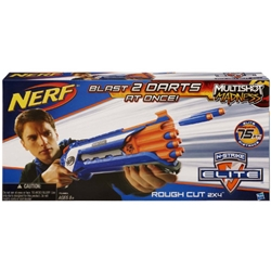 Hasbro - Nerf N-Strike Elite Rough Cut 2x4