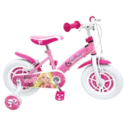 Stamp - Bicicleta Barbie, 12 inch