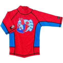 Swimpy - Tricou de Baie Spiderman 122-128