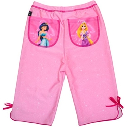 Swimpy - Pantaloni de Baie Princess 98-104
