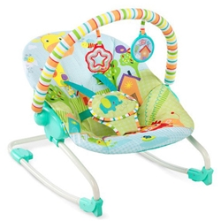 Bright Starts - Sezlong 2 in 1 Snuggle Jungle