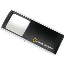National Geographic - Lupa cu Led 3x