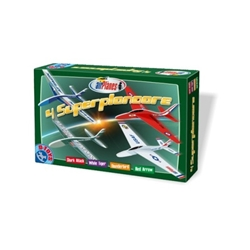 D-Toys - Set 4 Superplanoare Model 2