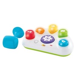 Fisher-Price Jucarie Bright Beats Tappin Beats Bench