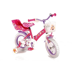 E and L Cycles - Bicicleta Minnie Mouse 12 inch