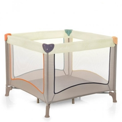 Hauck - Tarc Dream and Play Square Multicolor Beige