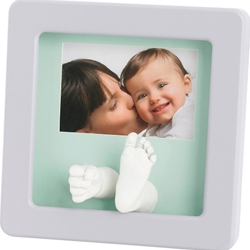 Baby Art - Photo Sculpture Frame Pastel