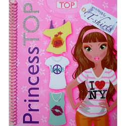 Editura Girasol - Princess Top My T-Shirts Roz