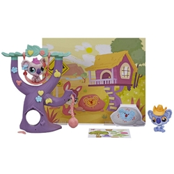 Hasbro - Littlest Pet Shop - Set Tematic Koala