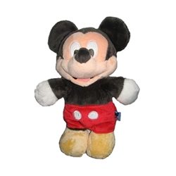Disney - Mascota Flopsies Mickey Mouse 20 cm
