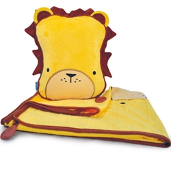 Trunki - Set Perna si Pled SnooziHedz Lion