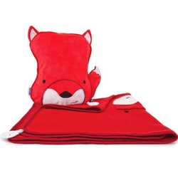 Trunki - Set Perna si Pled SnooziHedz Fox