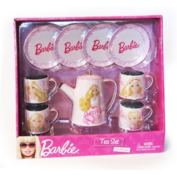 Faro - Set Metalic Ceai Barbie