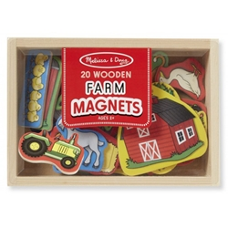 Melissa and Doug - Ferma cu Magneti