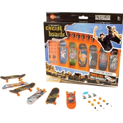 Circuit Boards - Set 6 Miniskateboard Premium Tony Hawk
