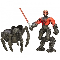 Hasbro - Star Wars - Figurina Darth Maul