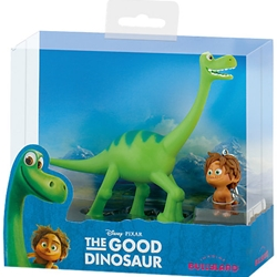 Bullyland - Set Figurine Arlo si Spot The Good Dinosaur