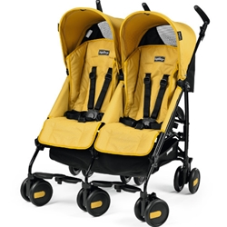Peg Perego - Carucior Pliko Mini Twin