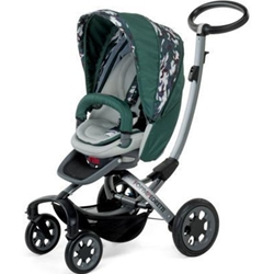 Foppapedretti - Carucior 3in1 Myo Green Forest