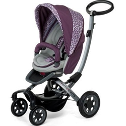 Foppapedretti - Carucior 3in1 Myo Violet Jungle