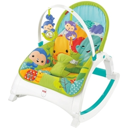 Fisher-Price - Balansoar Portabil Newborn-to-Todler
