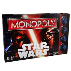 Hasbro - Joc de Societate Monopoly Star Wars