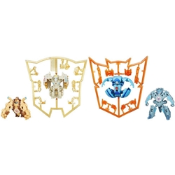 Hasbro - Set 4 Figurine Transformers Robots In Disguise Mini-Con