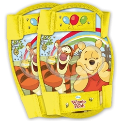 Disney Eurasia - Set Protectie Cotiere Genunchiere Winnie The Pooh