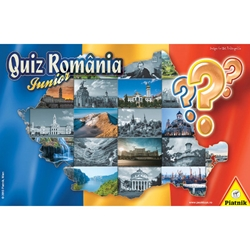 Piatnik - Romania Quiz Junior