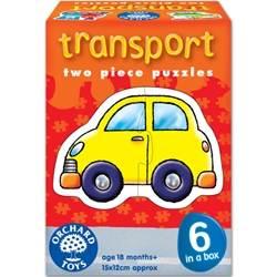 Orchard - Set 6 Puzzle Transport