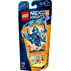 Lego - Nexo Knights - Supremul Clay
