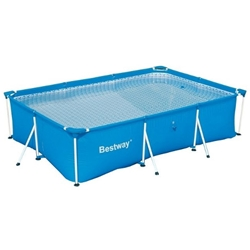 BestWay - Piscina Deluxe Steel Splash Jr. Pro