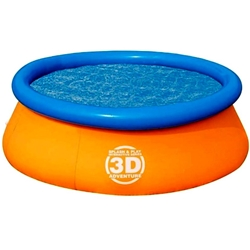 BestWay - Piscina Splash Play Adventure 3D