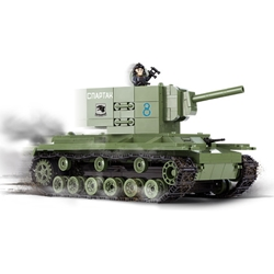 Cobi - Set de Construit KV-2 - World of Tanks