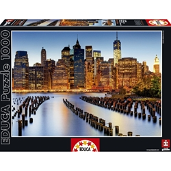 Educa - Puzzle City of Skyscrapers 1000 piese