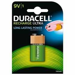 Duracell - Acumulator 9V Long Lasting Power