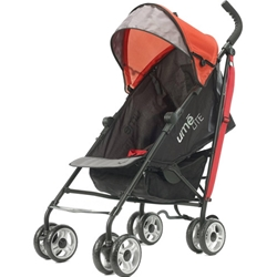 Summer Infant - Carucior Sport Ume Lite Black-Red